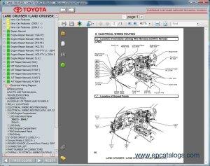 Toyota Land Cruiser  Prado, repair manual, Cars Repair