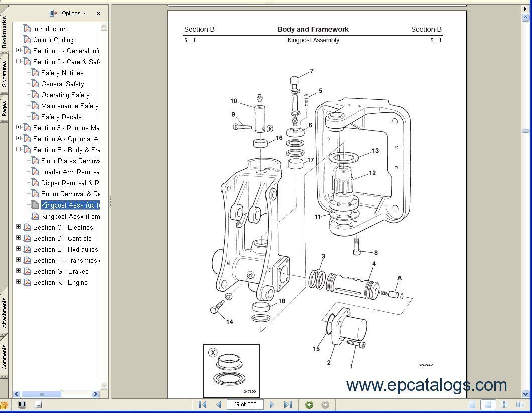 Jcb 1400b Backhoe Wiring Diagram Another Diagrams Schematic Schematics Rh Enr Green Com Thumb