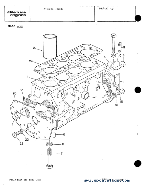 Perkins 4 108 Wiring Diagram