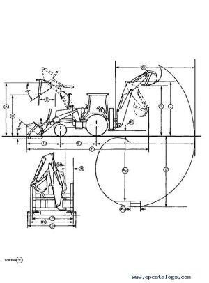 Complete John Deere 300D 310D 315D Backhoe Loader Repair Manual