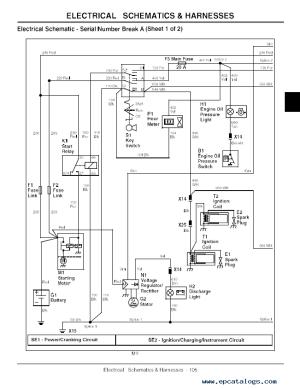 John Deere 737 757 MidFrame ZTrak Mower TM2199 PDF