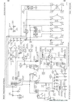 John Deere 4040 & 4240 Tractors TM1181 PDF Manual