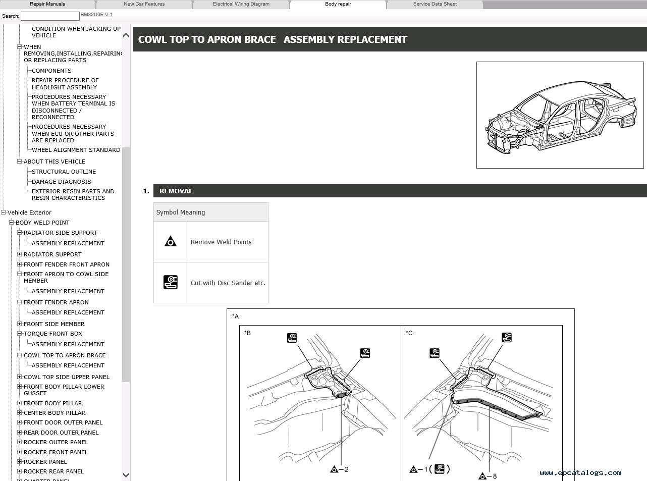 Lexus Gs F Service Manual 10 Download