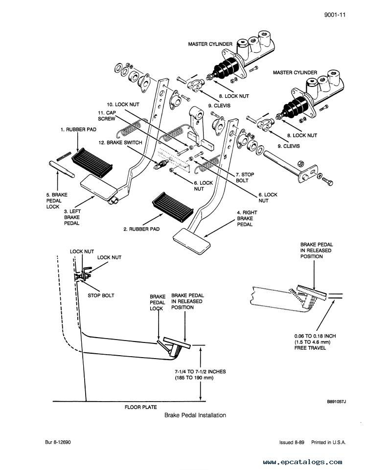 Case 1070 Wiring Diagram