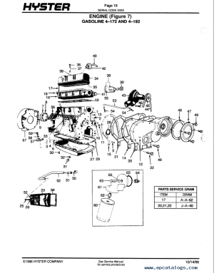Hyster 40 Forklift Manual  Fuzzbeed HD Gallery