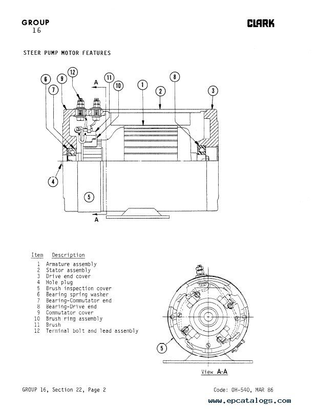 clark service manual tm12 clark forklift wiring diagram efcaviation com yale forklift wiring diagram at crackthecode.co