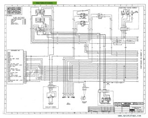Clark CGC  CGP  CDP 2030 Shop Manual PDF