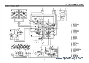 Hyundai Crawler and Mini Excavators 2012 Service Manual