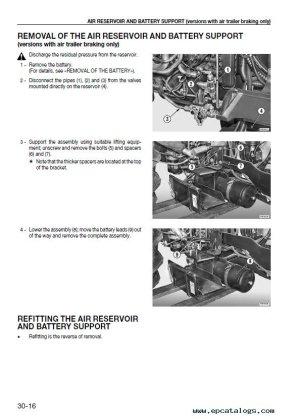Deutz Agrotron 106 110 115 120 135 150 165 MK3 PDF Manual
