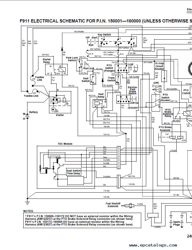 John Deere 3320 Wiring Schematic 32 Diagram S. Wiring Diagram John Deere F911 F915 F925 F932 F935 Front Mower Tm1487 Technical Manual Pdfresize\. Wiring. Wire Diagram Jd 4320 At Scoala.co