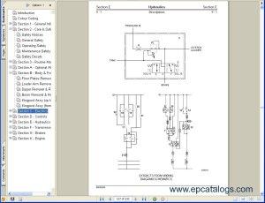 JCB Excavators Service Manuals S3 Download