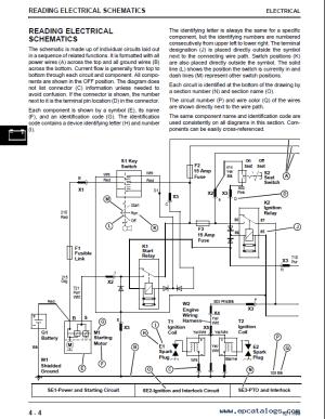 John Deere F735 Front Mower TM1597 Techical Manual PDF