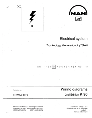 Man Tga Sensor Wiring Diagram  Wiring Diagram and Schematic