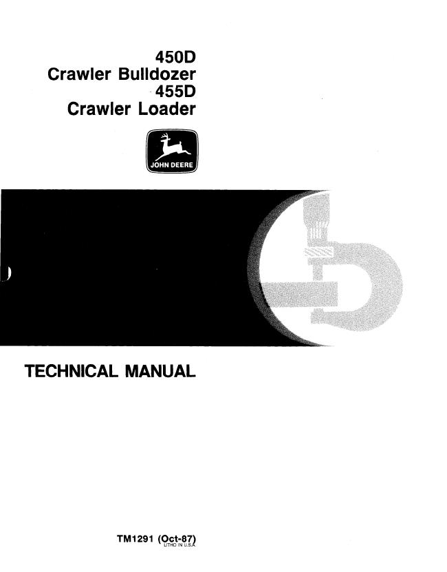 john deere 450d 455d crawler bulldozer loader tm1291 technical manual pdf?resize=650%2C831&ssl=1 john deere 310c repair manual the best deer 2017 john deere 310c wiring diagram at gsmx.co