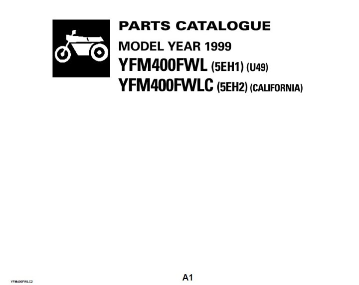 yamaha motorcycle parts catalog pdf