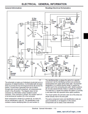 John Deere LA130 LA140 LA150 Lawn Tractor TM2371 PDF