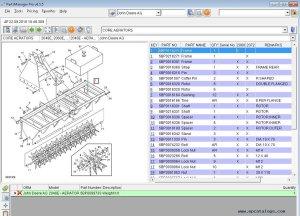 John Deere PartsManager Pro v655 Agricultural 2015