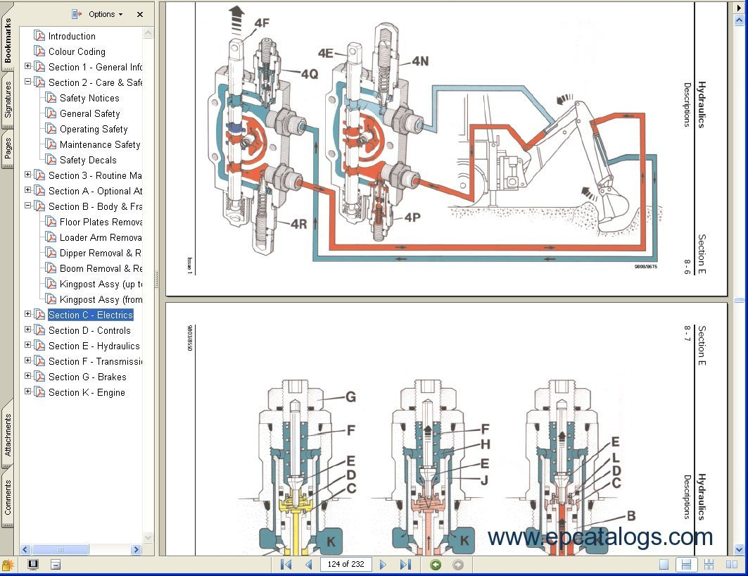 WRG-1641] Wiring Diagram For A Jcb