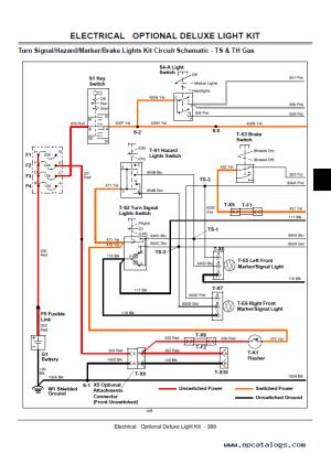 John Deere Gator 6x4 Radiator Fan Wire Diagram Free Download • Playapkco