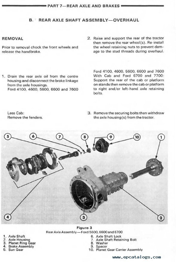 6610 ford tractor wiring diagram 5600 ford tractor ignition system 5600 ford tractor wiring diagram #19