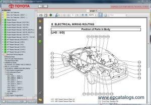 Toyota Avensis, repair manual, Cars Repair Manuals