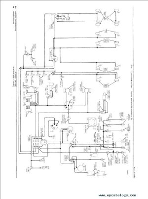 John Deere 8430 & 8630 Tractors TM1143 PDF Manual
