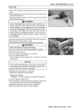Kawasaki Ninja ZX6R Motorcycle Service Manual PDF