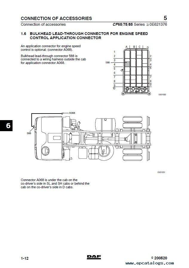 Daf Lf45 Abs Wiring Diagram: Daf 45 Abs Wiring Diagram At Imakadima.org