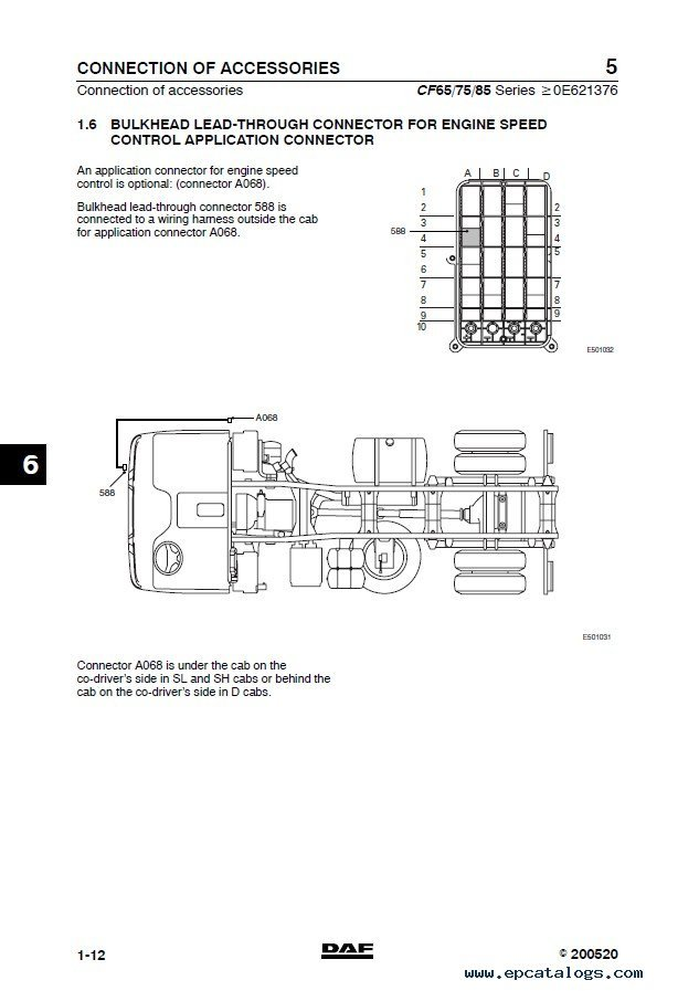 daf truck cf65 cf75 cf85 wiring diagram manual pdf?resize\=633%2C897\&ssl\=1 daf lf 45 wiring diagram daf girl \u2022 45 63 74 91  at nearapp.co