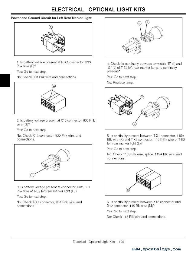 sophisticated John Deere Gator Starter Wiring Diagram Gallery – John Deere Gator Xuv 550 Ignition Switch Wiring Schematic