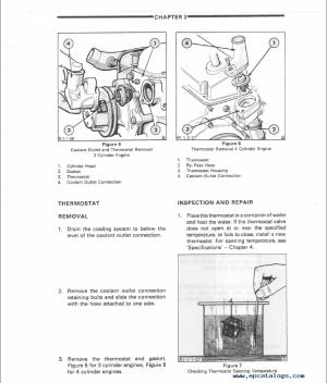 New Holland Ford 455C 555C 655C Service Manual PDF