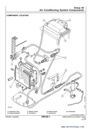 John Deere 5300N 5400N 5500N Tractors Technical Manual