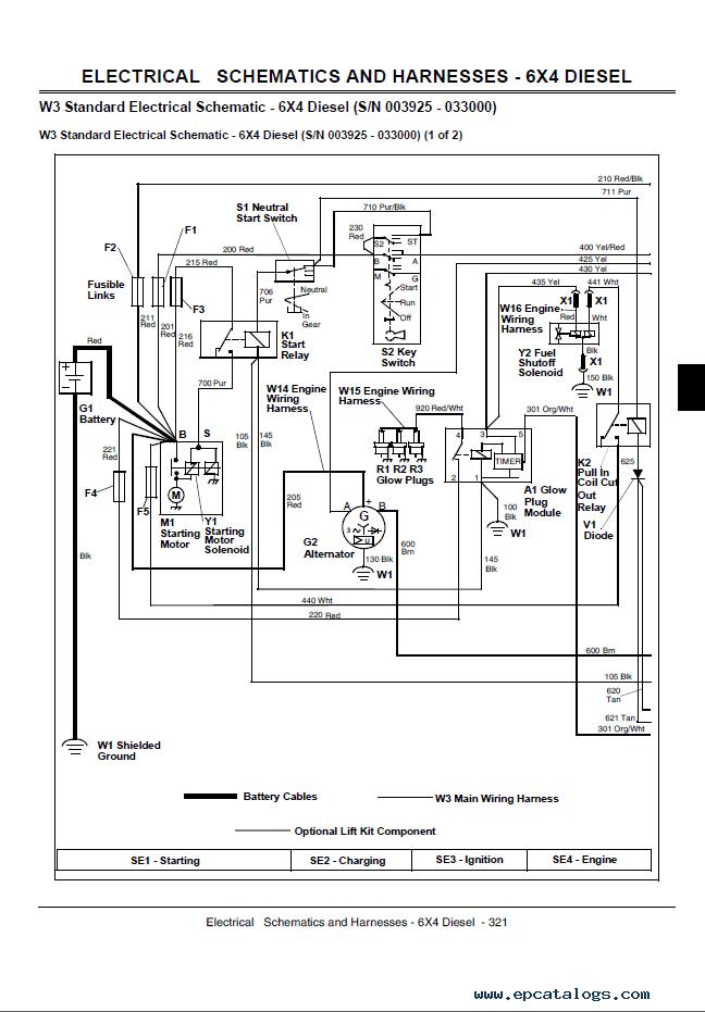 john deere gator 4x2 wiring diagram john image john deere gator sel wiring diagrams john wiring diagrams on john deere gator 4x2 wiring
