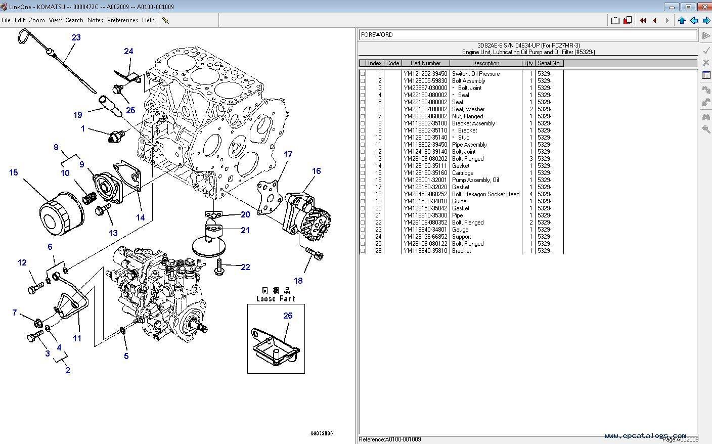 Komatsu Repair Manual For Pc35