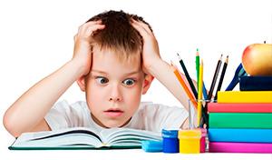 Não deixe a lição de casa virar um problema