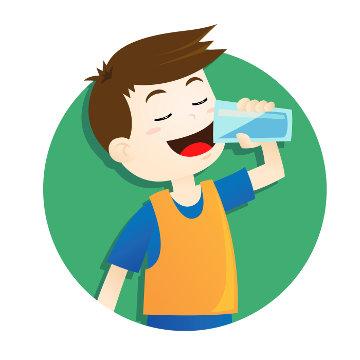 Importância da água para o nosso corpo
