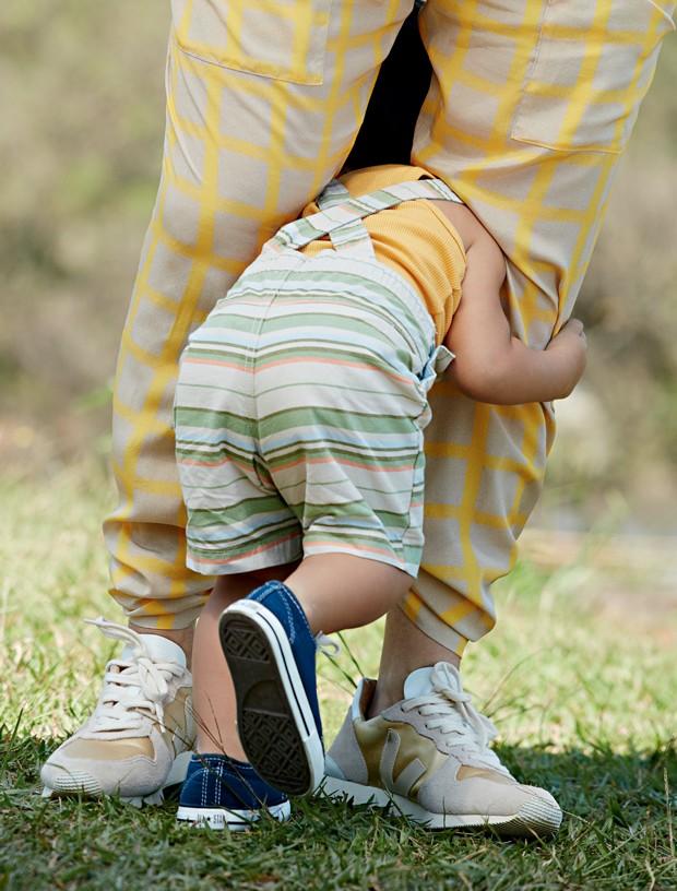 Timidez: seu filho precisa perder mesmo?