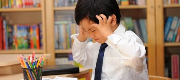 Como combater o estresse infantil