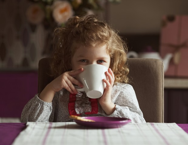 Crianças podem tomar café?