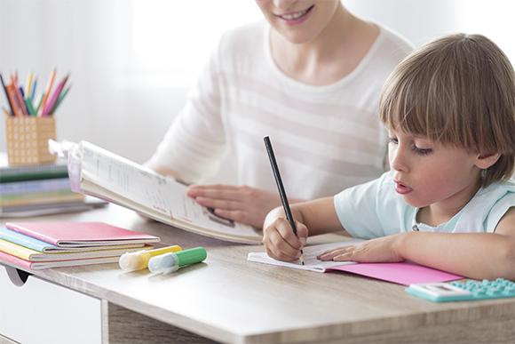 Quer ajudar na rotina escolar do seu filho?