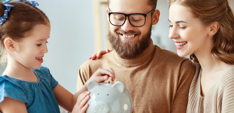 4 maneiras simples de ensinar as crianças a lidar com o dinheiro