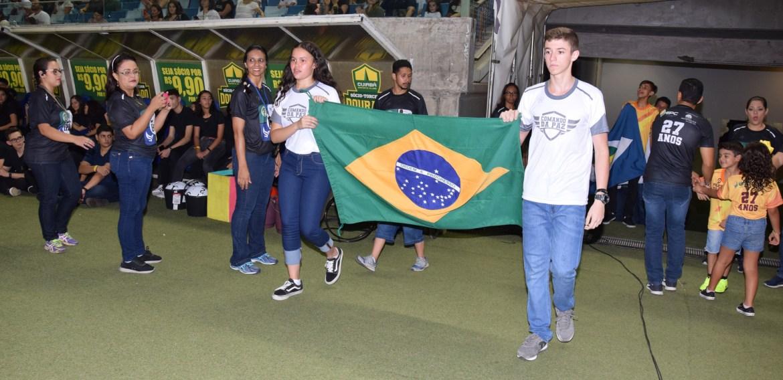 Olimpíadas 2019 parte 1