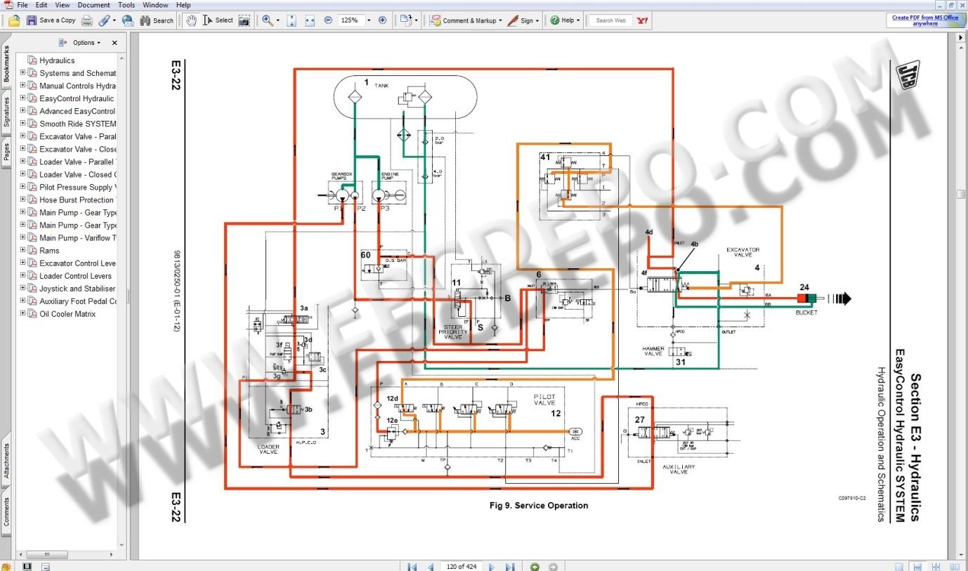 Jcb 3cx Wiring Diagram Jcb Parts Diagram Hyster Forklift Diagram – Jcb 525 50 Wiring Diagram