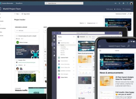 SharePoint On Any Device