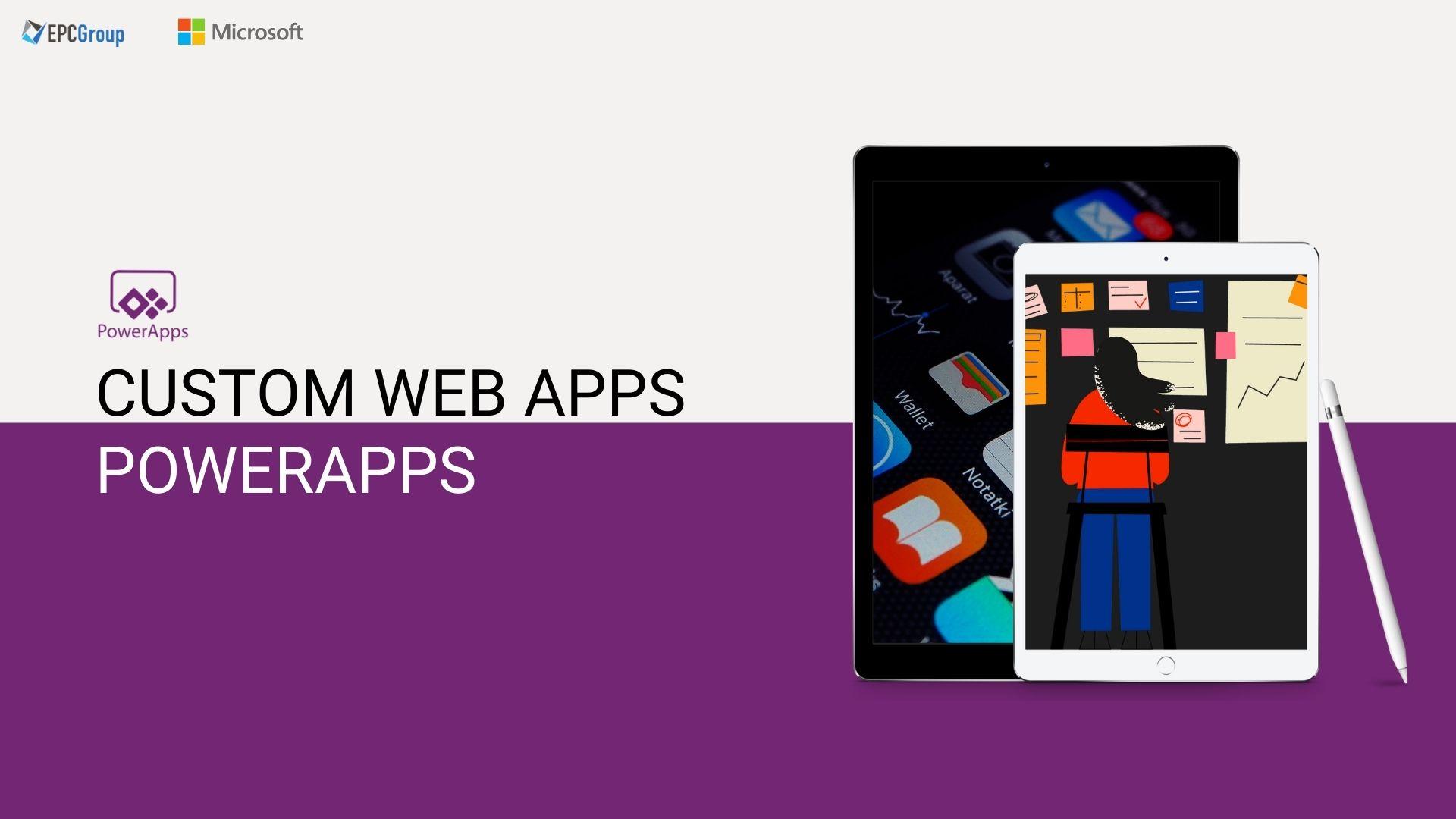 Building Custom Web Apps Using PowerApps - thumb image