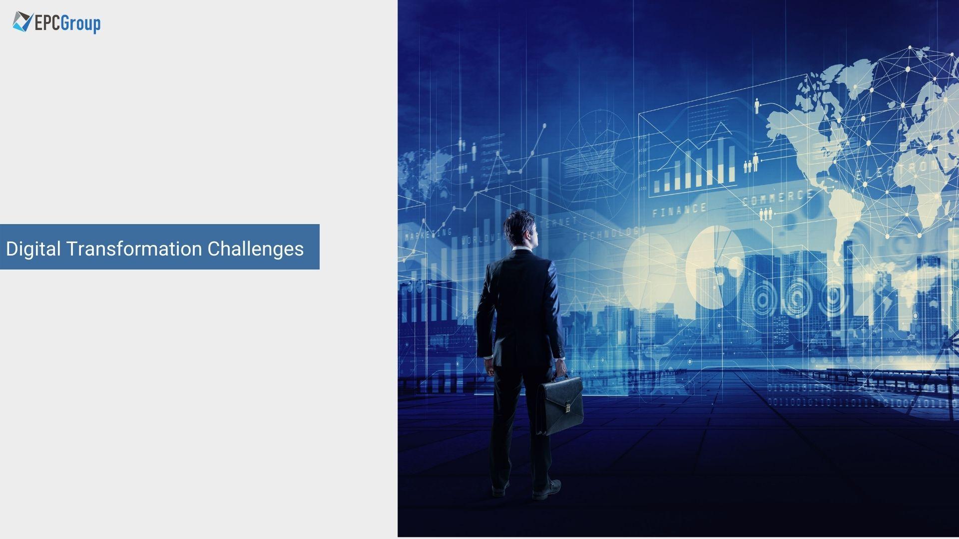 Major Digital Transformation Challenges - thumb image
