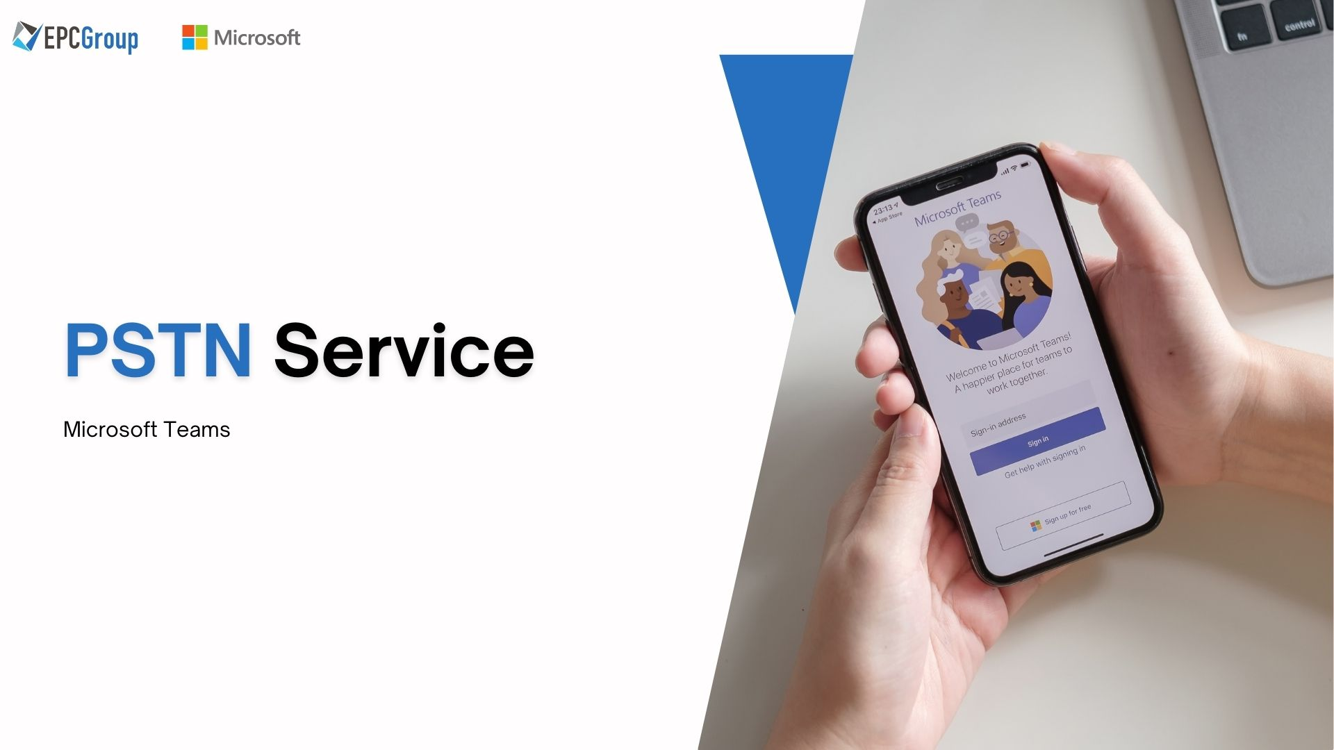 PSTN Service From Microsoft Teams Enabled Phones - thumb image