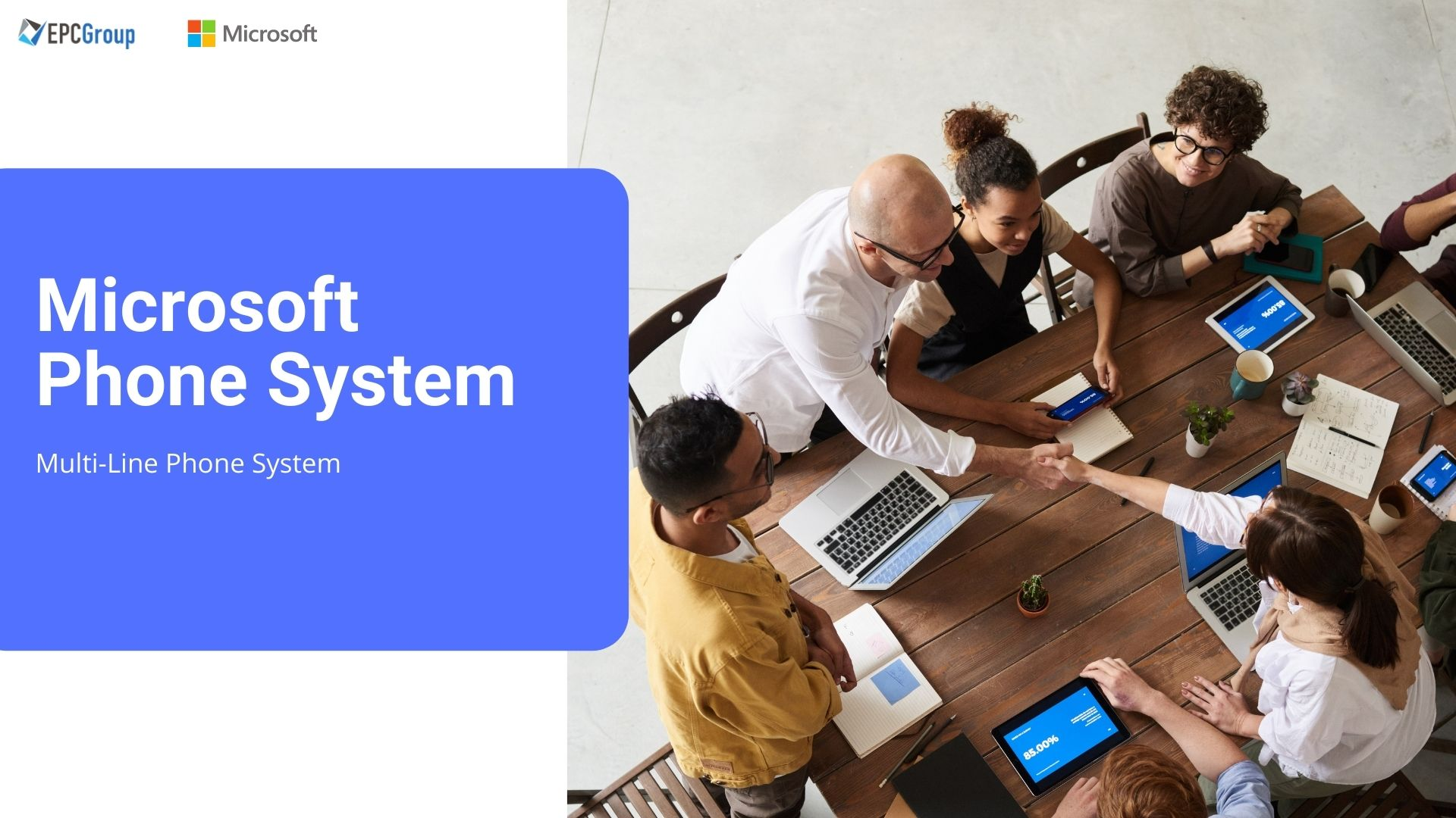 Multi-Line Phone System for Small Business — Microsoft Phone System - thumb image