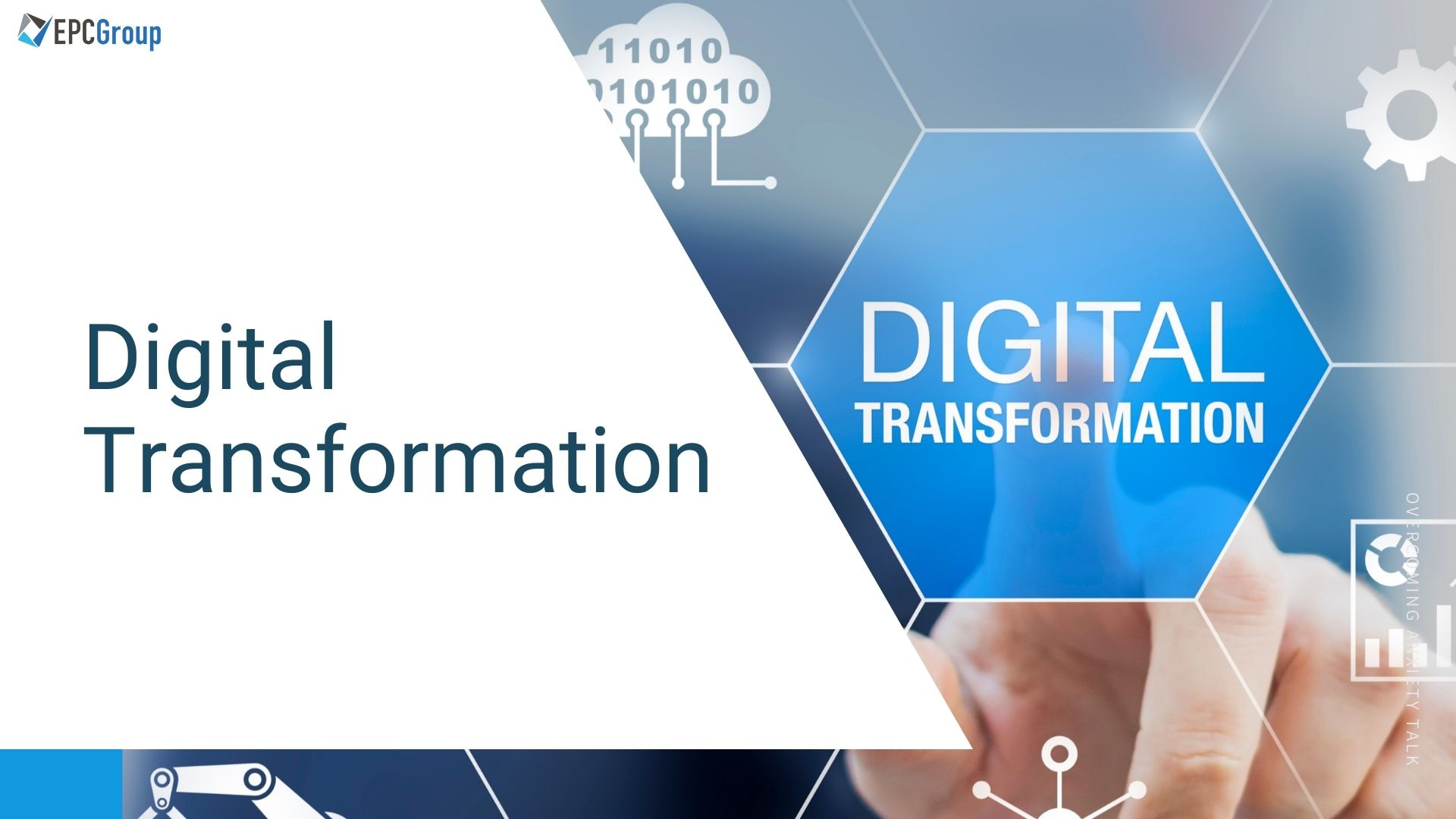 Top 10 Initial Steps To Take For Digital Transformation? - thumb image