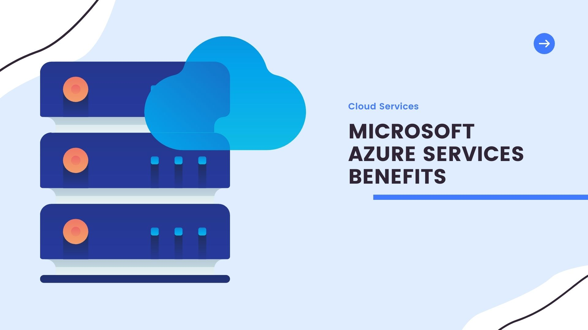 Benefits Of Microsoft Azure Services For Organizations. - thumb image
